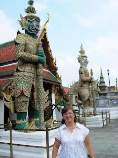 Gran Palacio Real, Phra Borom Maha Ratcha Wang, Bangkok, Tailandia, Tahilandia, vuelta al mundo, round the world, La vuelta al mundo de Asun y Ricardo