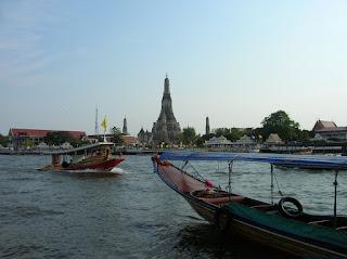 embarcadero de Tha Tien, wat aun, bangkok, tailandia,vuelta al mundo, round the world, información viajes, consejos, fotos, guía, diario, excursiones