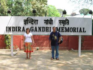 Parque de Indira Gandhi, Indira Gandhi Memorial Museum,  Nueva Delhi, New Delhi, India, vuelta al mundo, round the world, La vuelta al mundo de Asun y Ricardo