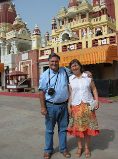 Birla Mandir, Nueva Delhi, New Delhi, India, vuelta al mundo, round the world, La vuelta al mundo de Asun y Ricardo