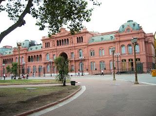 casa rosada, buenos aires, argentina, vuelta al mundo, round the world, información viajes, consejos, fotos, guía, diario, excursiones