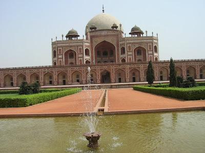 Tumba de Humayun, nueva delhi, india, vuelta al mundo, round the world, información viajes, consejos, fotos, guía, diario, excursiones