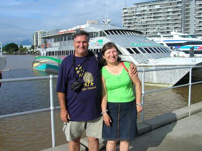 Big Cat, puerto de Cairns, Cairns, Australia, vuelta al mundo, round the world, La vuelta al mundo de Asun y Ricardo