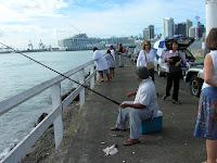 Puerto de Auckland, Nueva Zelanda, vuelta al mundo, round the world, La vuelta al mundo de Asun y Ricardo