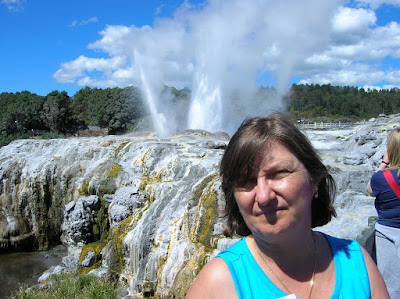 Geiser Pohutu, Rotorua, Nueva Zelanda, vuelta al mundo, round the world, La vuelta al mundo de Asun y Ricardo