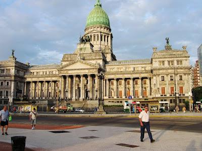 palacio de congresos, buenos aires, argentina, vuelta al mundo, round the world, información viajes, consejos, fotos, guía, diario, excursiones
