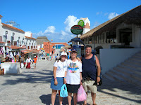 ciudad Playa del Carmen, caribe, mexico, vuelta al mundo, Asun y Ricardo, round the world, informacion viajes, consejos, fotos, guia, diario, excursiones