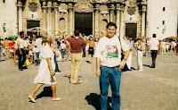 Plaza de la catedral, la habana, cuba, caribe, Havana, Cuba, Caribbean, vuelta al mundo, asun y ricardo, round the world