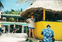 Chiringuito, hotel decameron san luis, isla de san andres, colombia, caribe,Decameron san luis hotel, San Andres Island, Colombia, Caribbean, vuelta al mundo, asun y ricardo, round the world