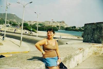 Castillo san felipe, cartagena de indias, colombia, caribe, Walls, Cartagena de Indias, Colombia, Caribbean, vuelta al mundo, asun y ricardo, round the world