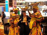 típicas cartageneras, cartagena de indias,colombia,caribe, Cartagena de Indias, Colombia, Caribbean, vuelta al mundo, round the world