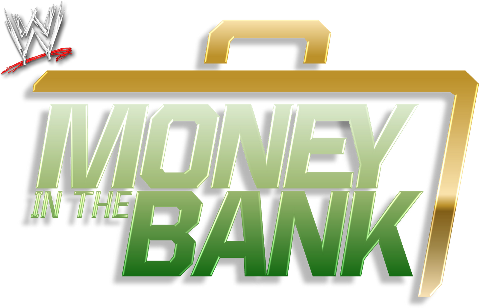 New logo update: WWE Money In The Bank ~ Tales of Little
