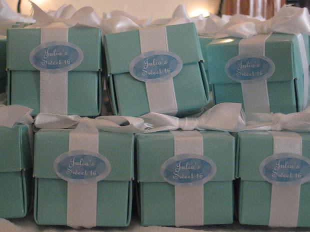 Shindigz Liz Breakfast Tiffany' Sweet 16 Party