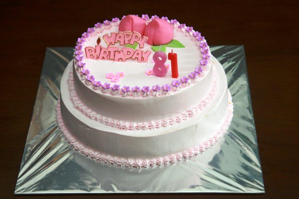 Haven Bakery Grandmum 81st Birthday