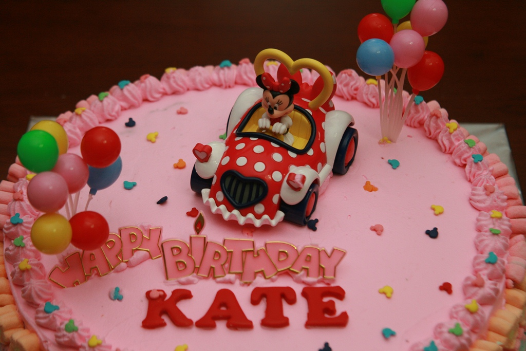 Haven Bakery Kate Birthday Cake