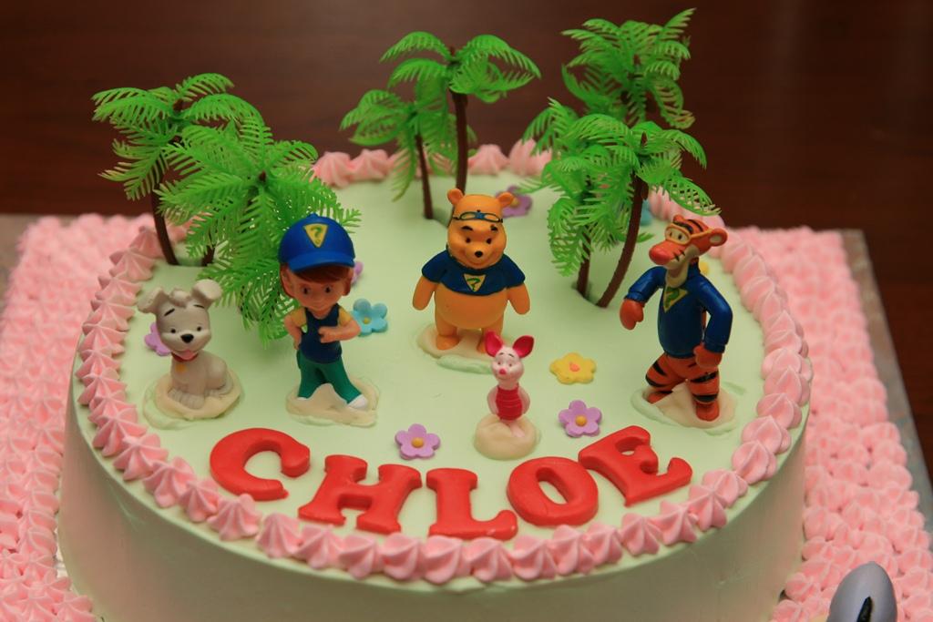 Haven Bakery Chloe Birthday Cake