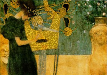 The Music -- Klimt (Modernism in Vienna)