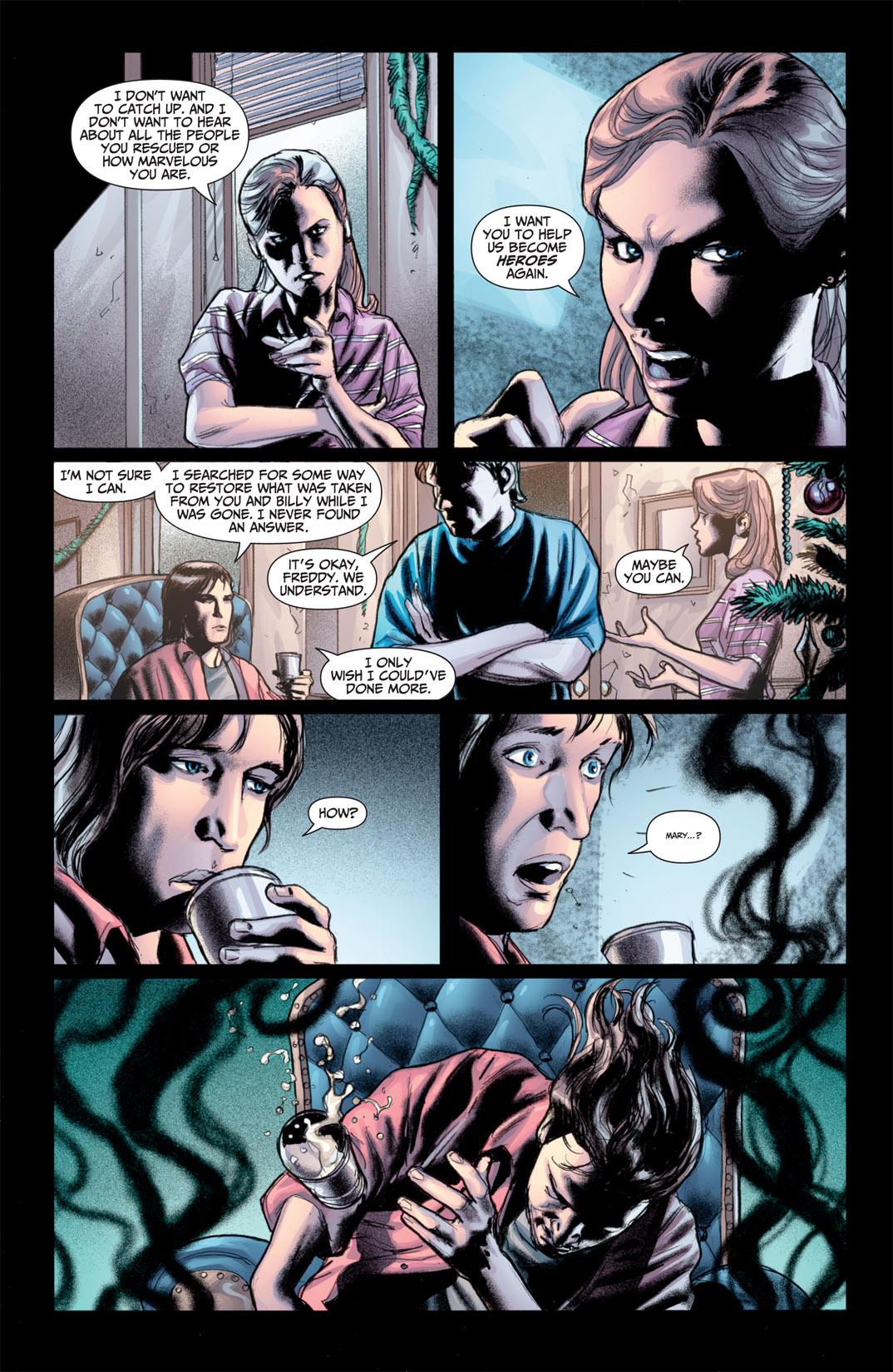 Read online Shazam! (2011) comic -  Issue #1 - 4