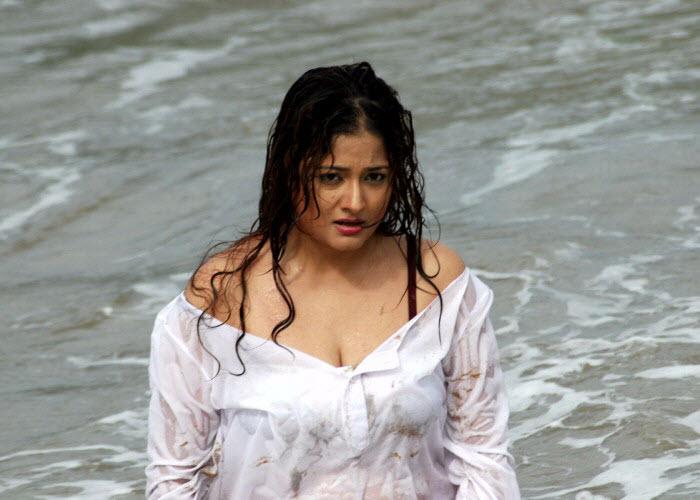 Kiran Rathod Hot Stills In High School Movie