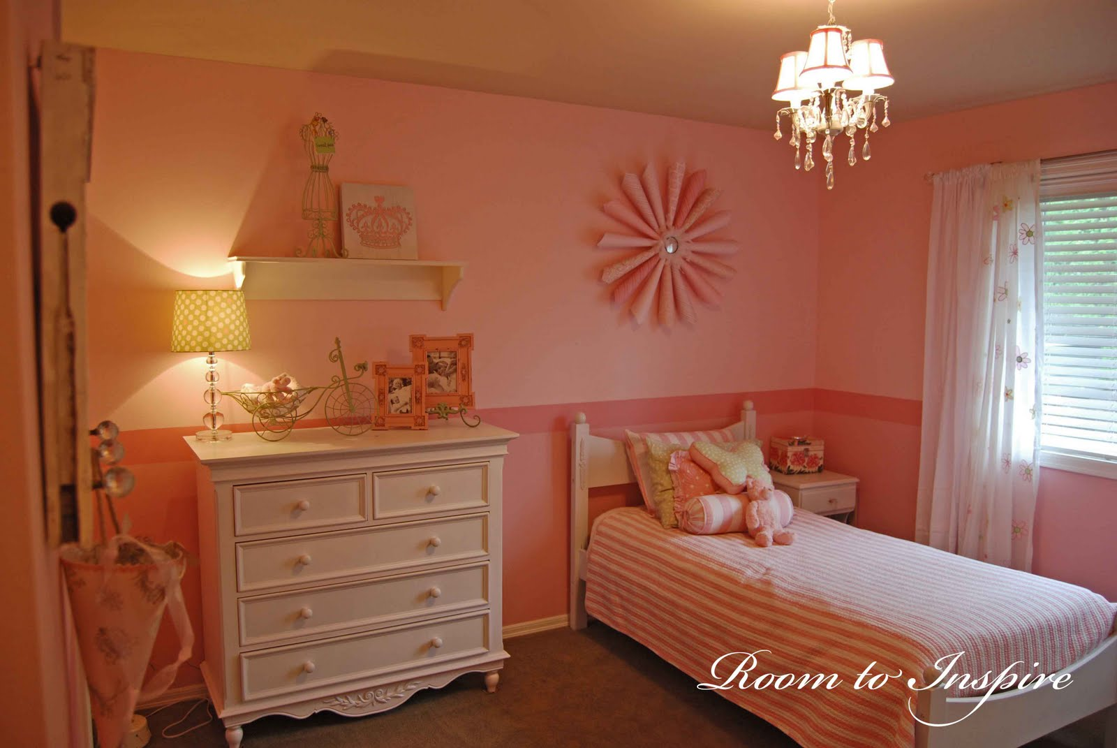 Decorating A 9 Year Old Girls Bedroom