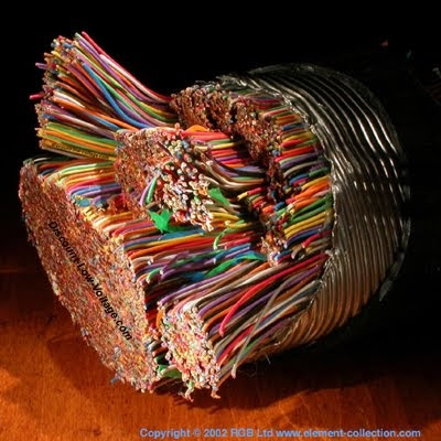 The Trench How Low Voltage Cable is Made - Cat5e, Cat6, Cat3 and OSP
