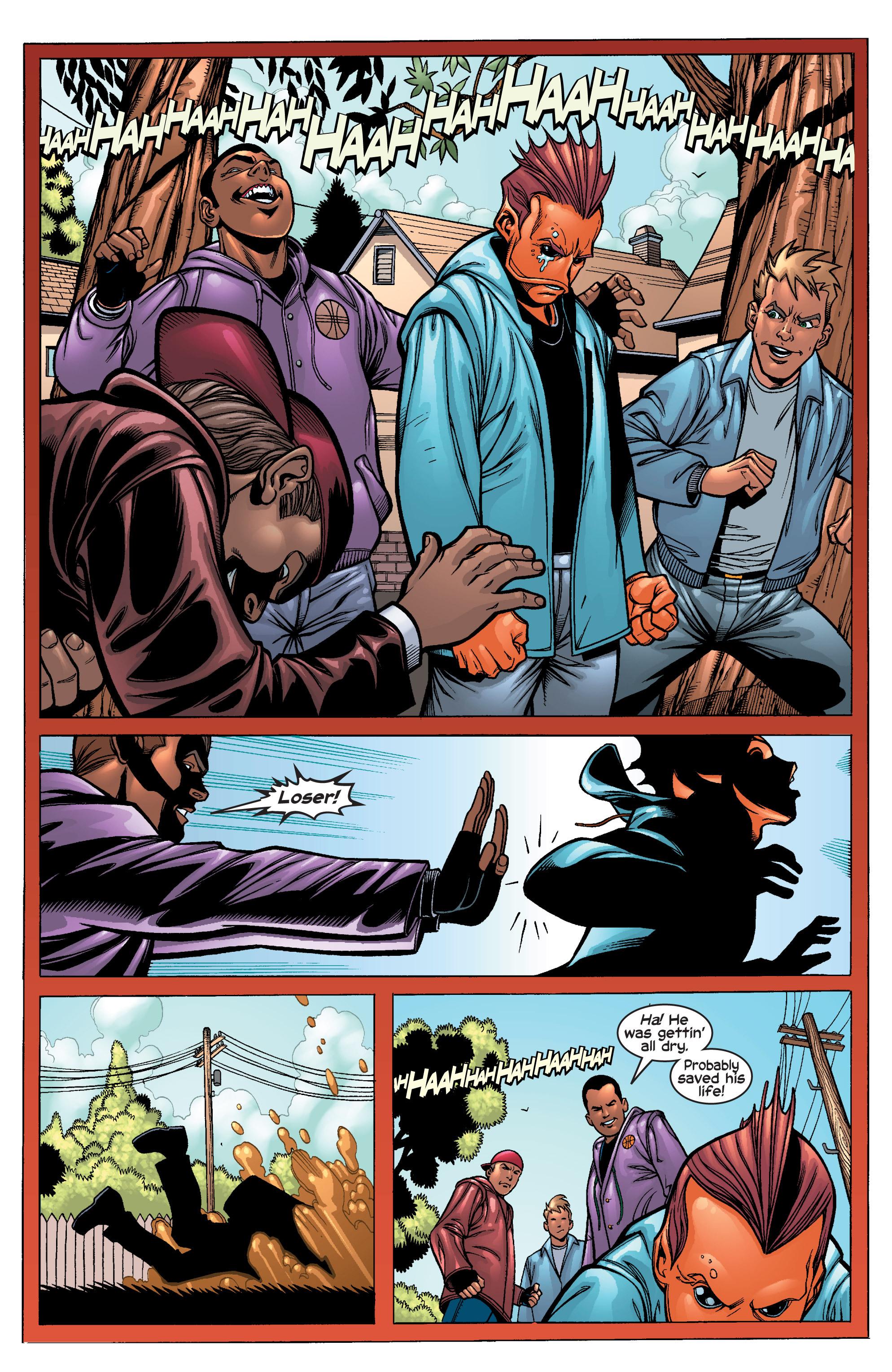 Read online Uncanny X-Men (1963) comic -  Issue #410 - 3