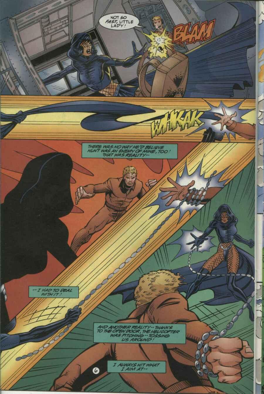 Read online Ultraverse Premiere comic -  Issue #4 - 20