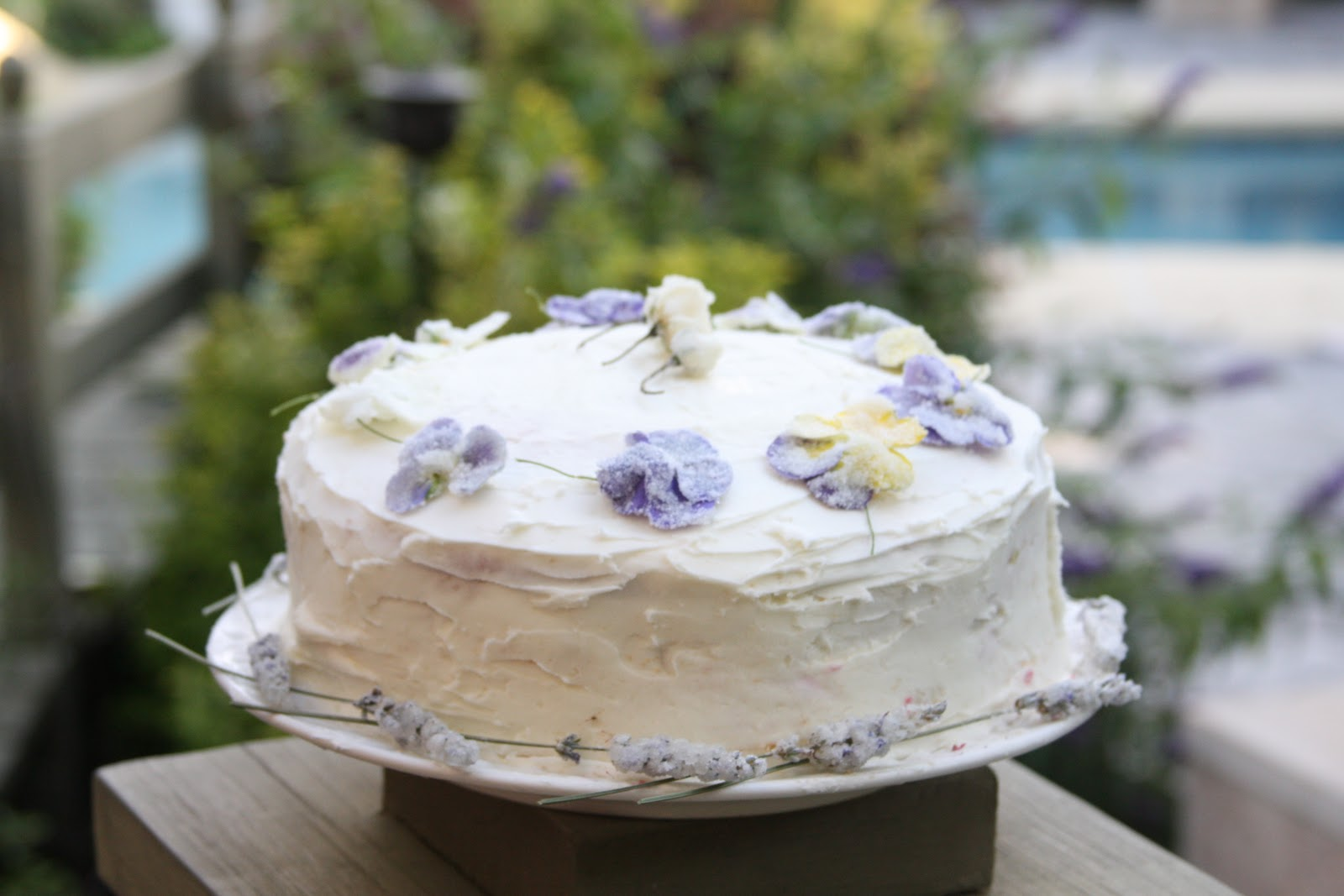 white sour cream wedding cake recipe food wonk white almond sour wedding cake 27323