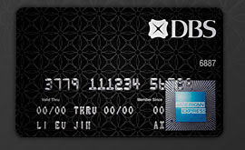 Dbs Credit Card With Free Travel Insurance