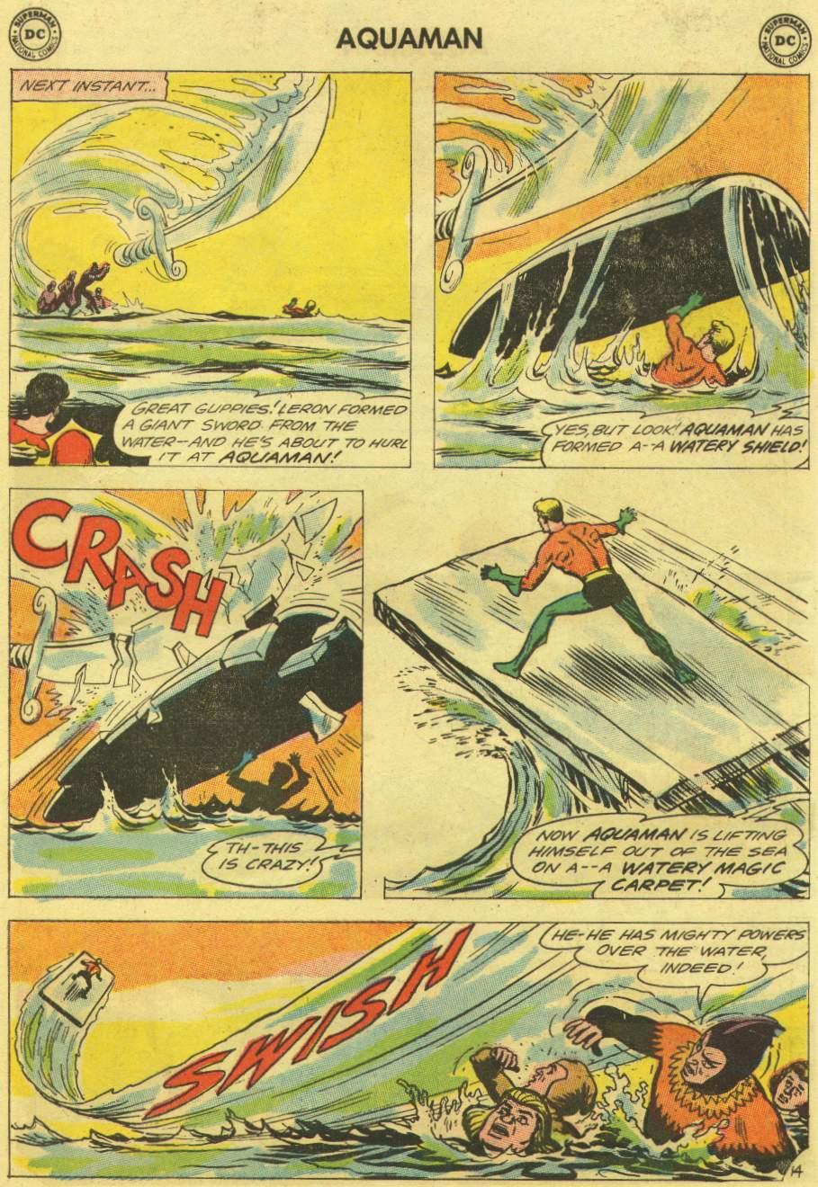 Read online Aquaman (1962) comic -  Issue #11 - 19