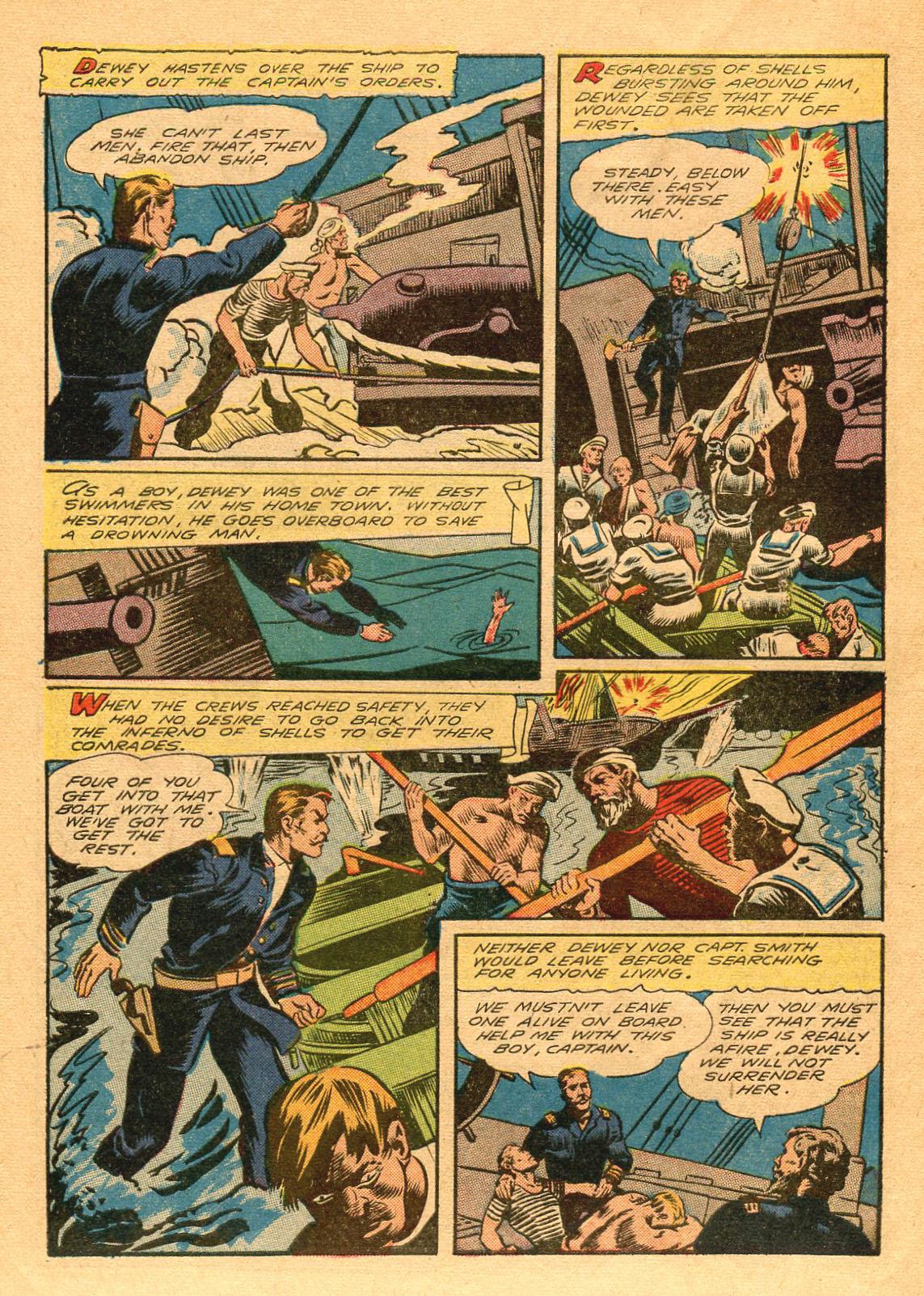 Read online Shadow Comics comic -  Issue #53 - 47