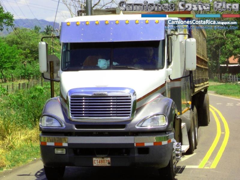 Camiones Costa Rica Camiones De Costa Rica Freightliner