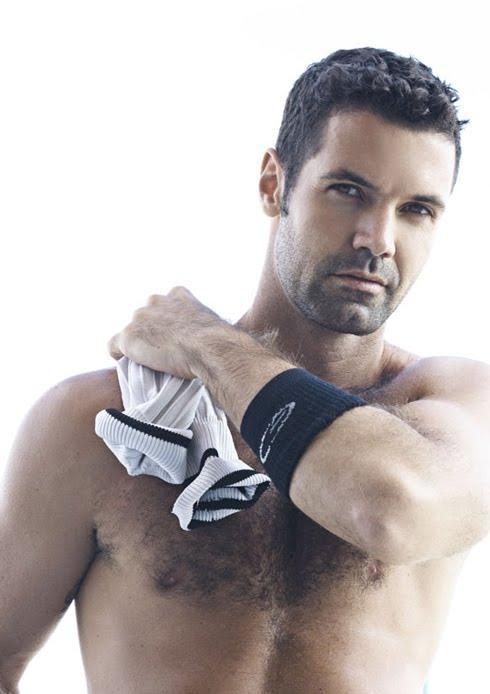 Master Men Sexy Shirtless Model Gustavo Marzolla-4651