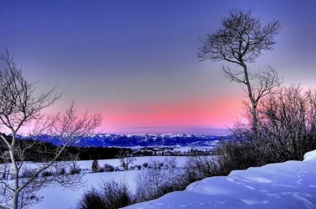 Cool Nature Pictures: Incredible Winter Mountain Nature ...