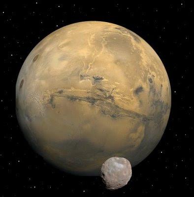 moons of mars both - photo #27