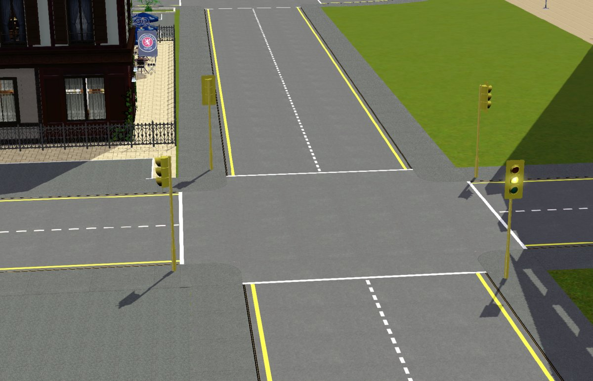 flashing yellow traffic light - photo #37