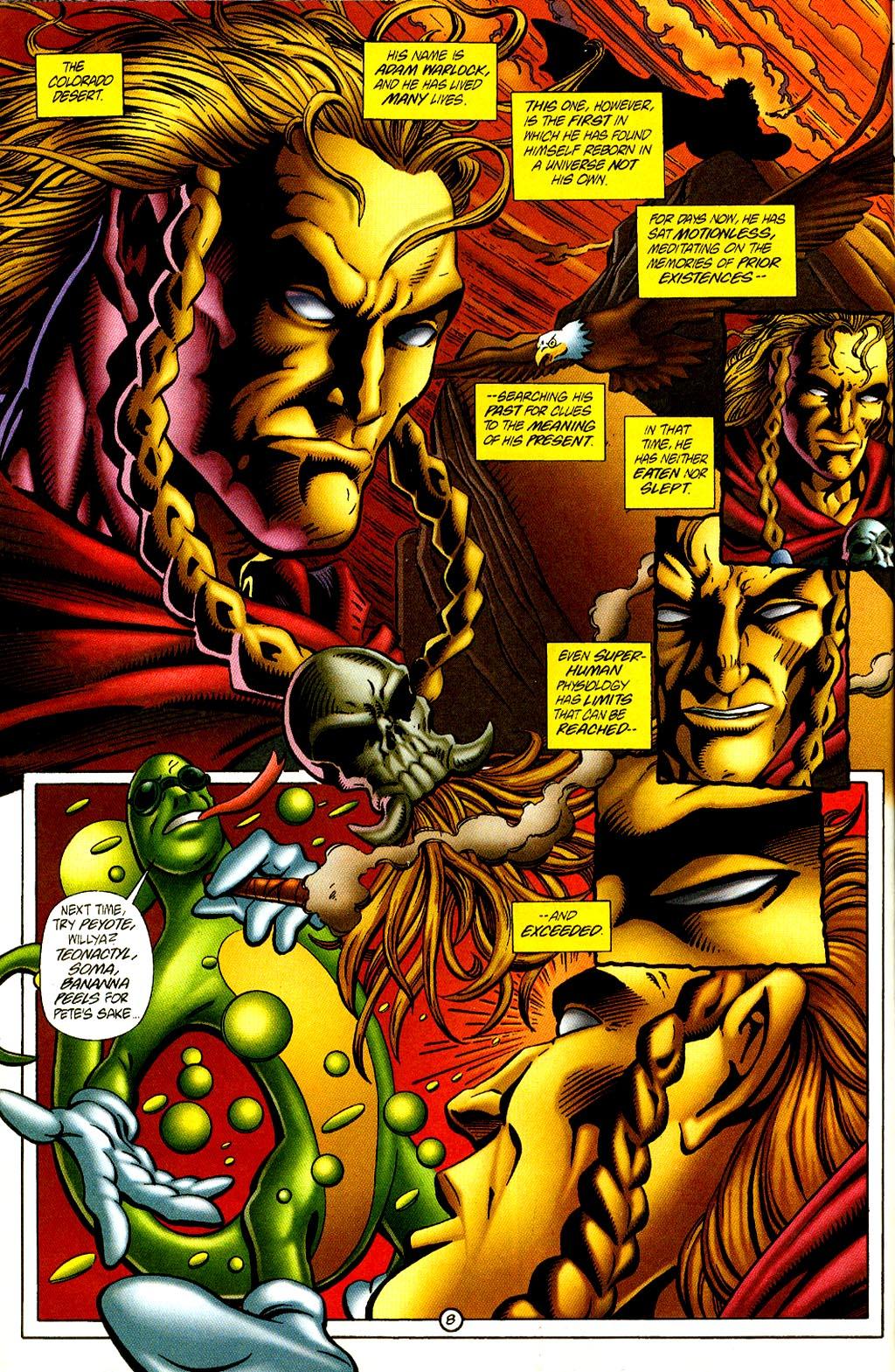 Read online Rune (1995) comic -  Issue #2 - 10