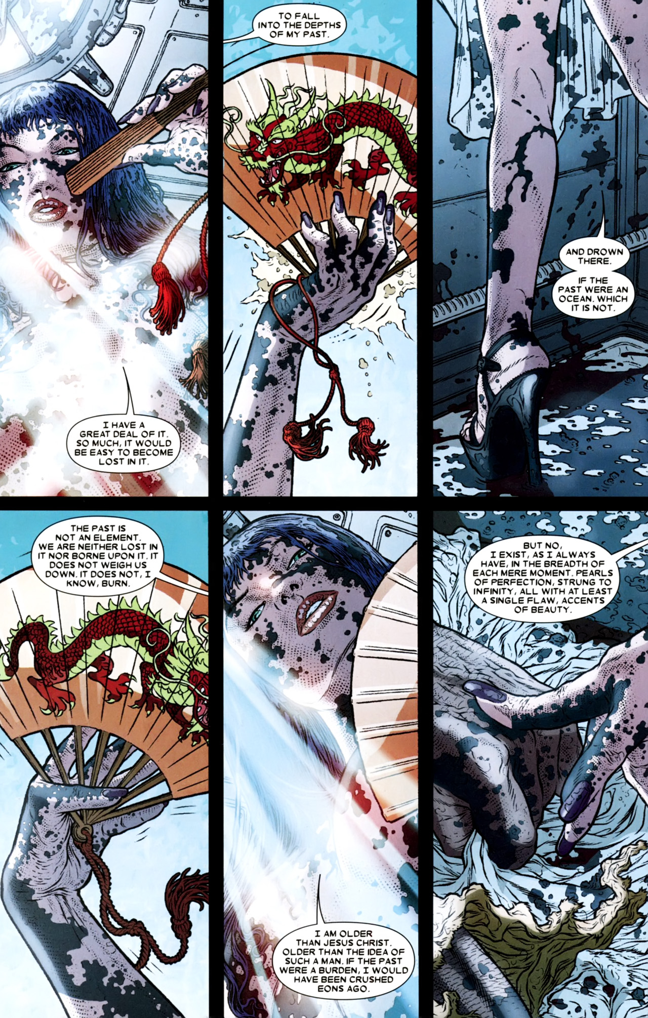 Read online Wolverine: The Best There Is comic -  Issue #4 - 14