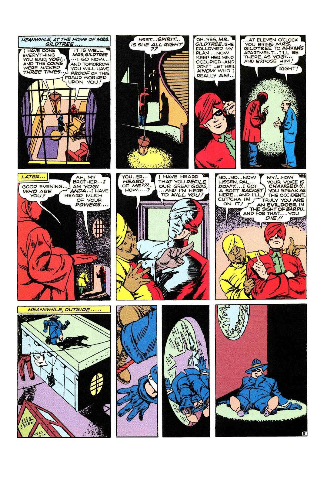 Read online Will Eisner's The Spirit Archives comic -  Issue # TPB 2 (Part 1) - 45