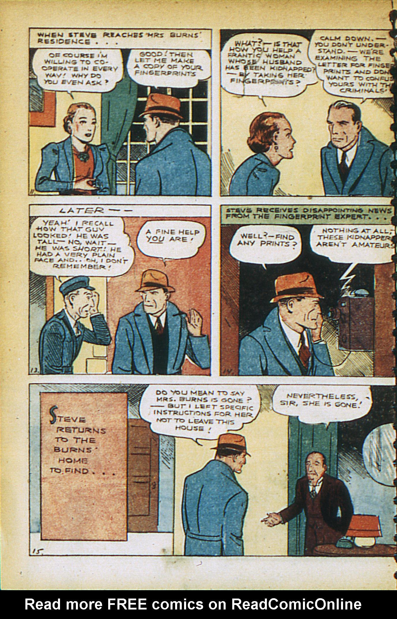 Read online Adventure Comics (1938) comic -  Issue #27 - 8