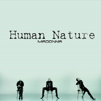 Madonna Human Nature Single Cover