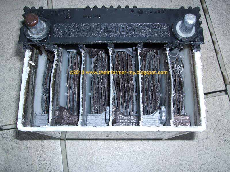 How Do Lead Acid Batteries Work