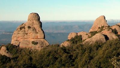 Esclada Agulles Montserrat