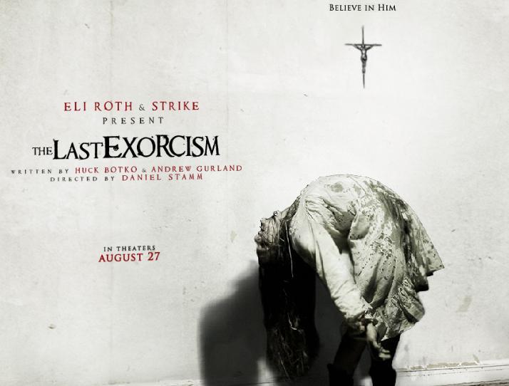 Movie Marathon: The Last Exorcism