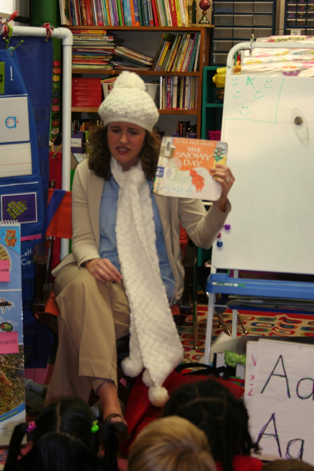 Mrs Lee S Kindergarten Jump Start To Read The Snowy Day