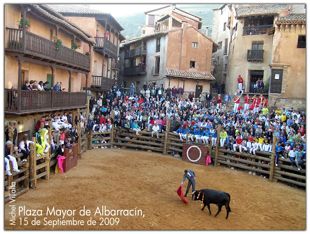 Resultado de imagen para PLAZA DE TOROS ALBARRACIN ESPAÑA