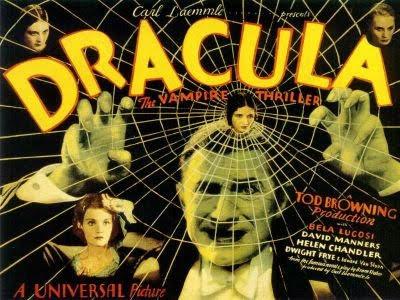 cartel pelicula de dracula
