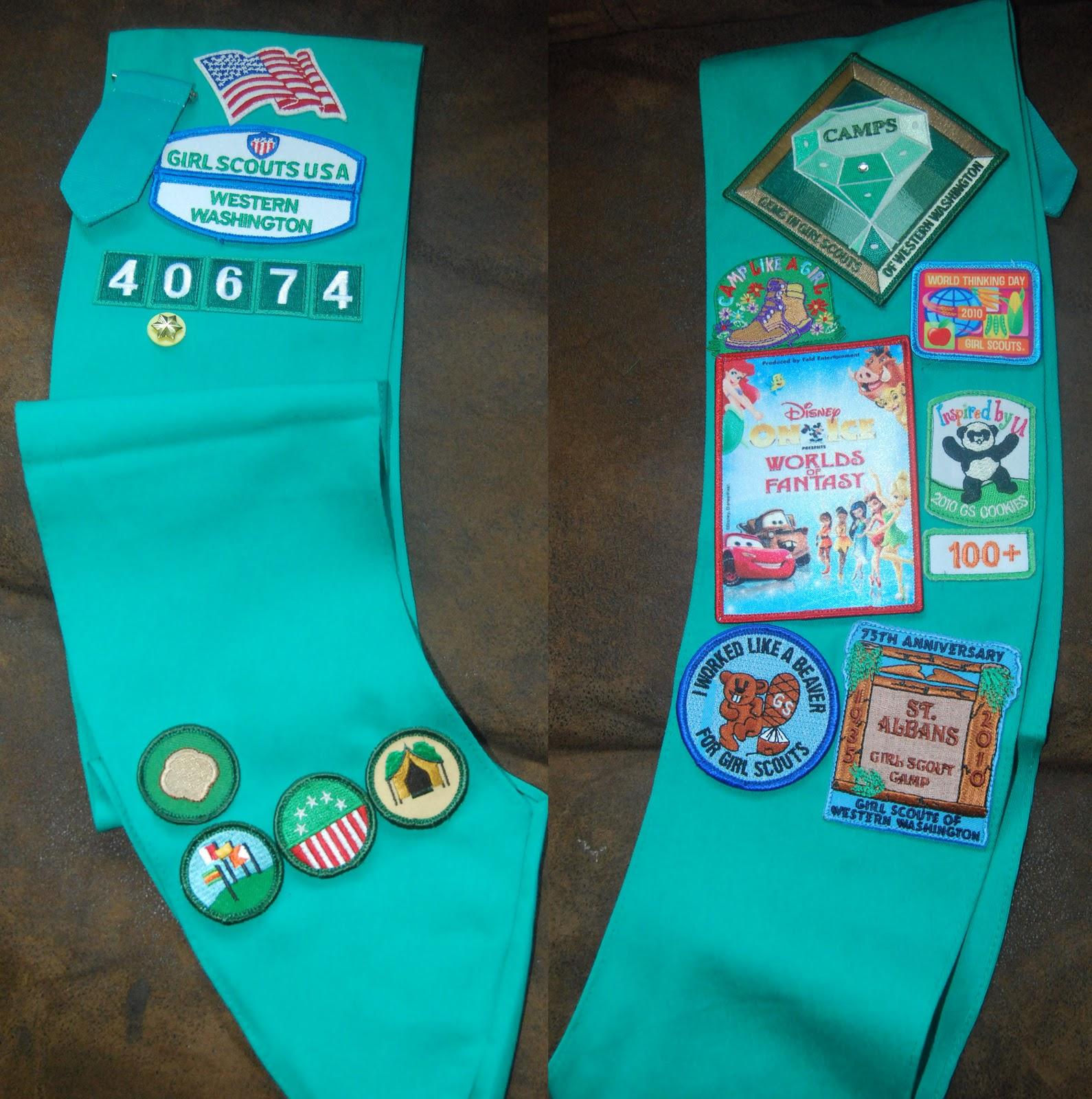 Brownie Sash Diagram Whirlpool Wiring Junior Vest Related Keywords Long