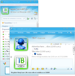 msn portable messenger adictos