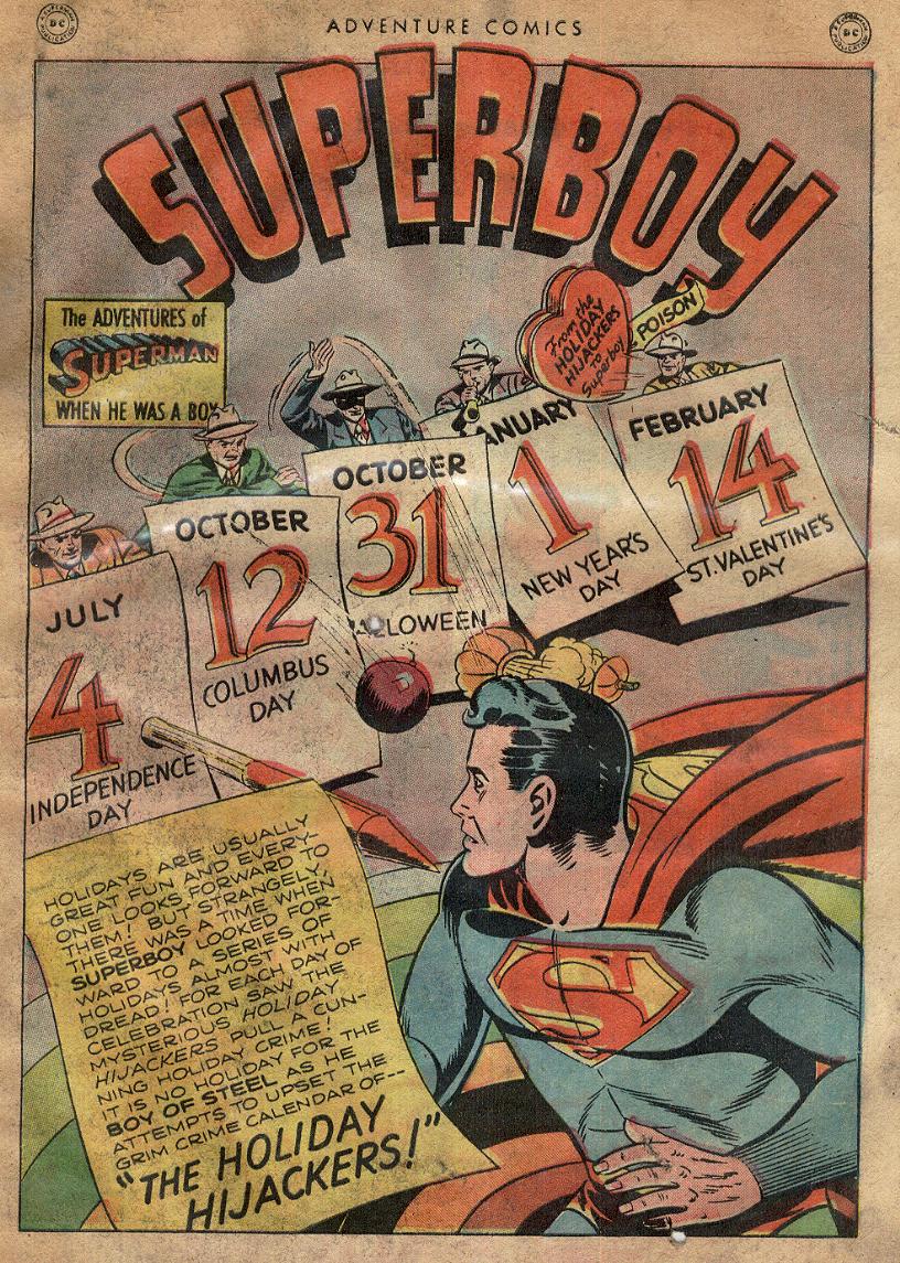 Read online Adventure Comics (1938) comic -  Issue #145 - 3